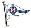 SGS-Flagge frei100x100
